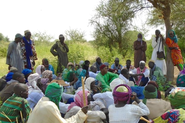 Rehabilitation of the Sahel (REACH) – Burkina Faso